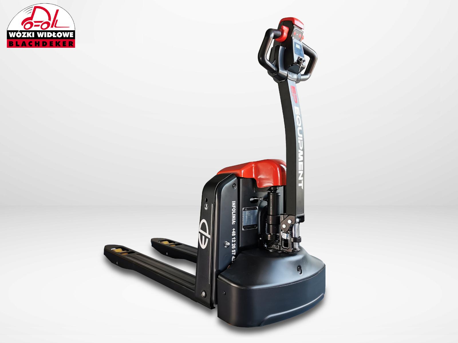 Elektryczny wózek paletowy EP EPL 154