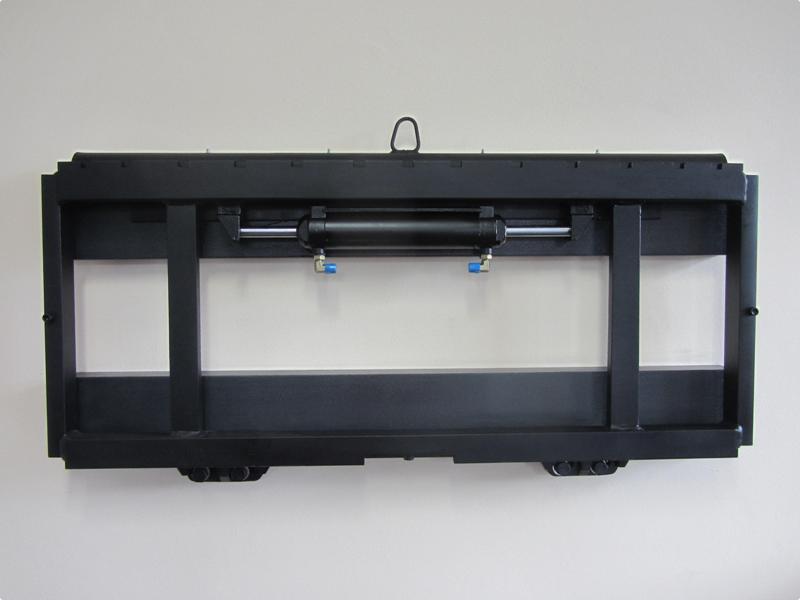 Каретка бокового смещения 2500 kg 1000 mm