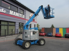 Used Telescopic boom & scissors lift